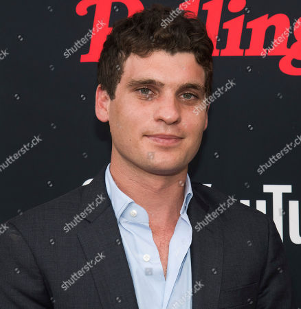 Gus Wenner attends a Rolling Stone magazine relaunch event presented by YouTube Music, in New York