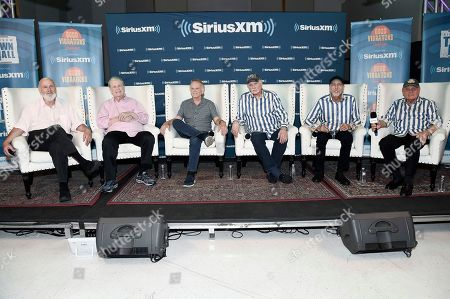 Editorial picture of SiriusXM Interview with The Beach Boys, Los Angeles, USA - 30 Jul 2018