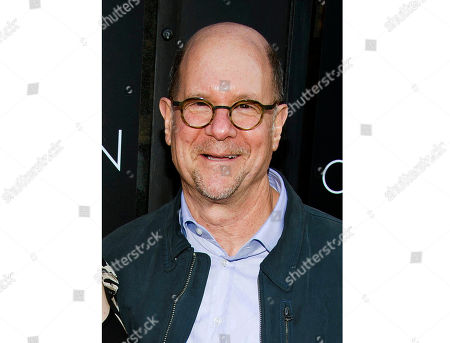 """Perry Simon attends the premiere of BBC America's """"Orphan Black"""" in New York. PBS president and CEO Paula Kerger said, that Simon will start as chief programming executive and general manager in September"""