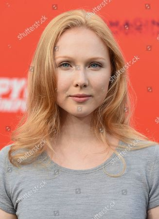 """Molly Quinn arrives at the world premiere of """"The Spy Who Dumped Me"""" on in Los Angeles"""