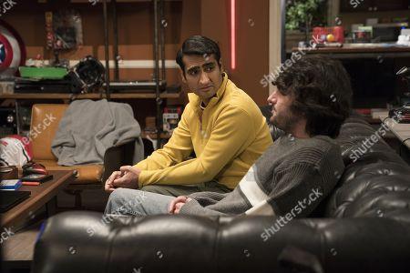 Kumail Nanjiani as Dinesh Chugtai, TJ Miller as Erlich Bachman