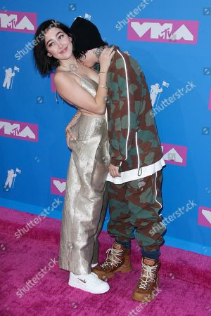 Noah Cyrus and Lil Xan