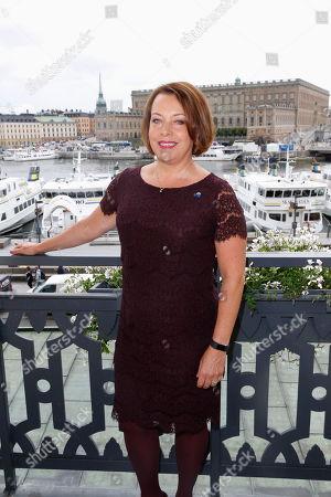 Nina Stemme, Swedish dramatic soprano opera singer