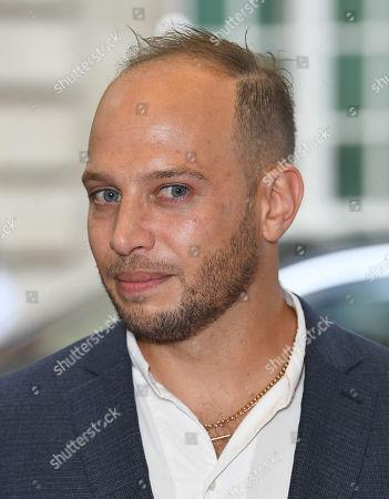 Stock Photo of Jamie Donoughue