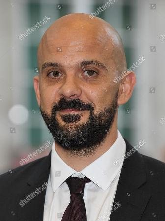 Stock Photo of Simon Duric