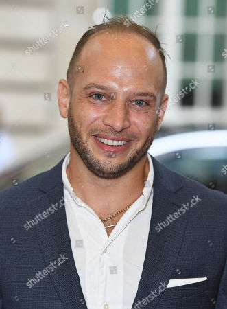 Stock Picture of Jamie Donoughue