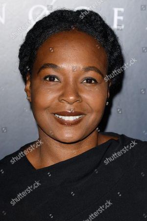 Stock Picture of Nadine Marshall
