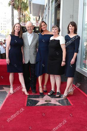 Stock Image of Susannah Kay Garner Carpenter, William John Garner, Jennifer Garner, Patricia Ann Garner, Melissa Garner Wylie