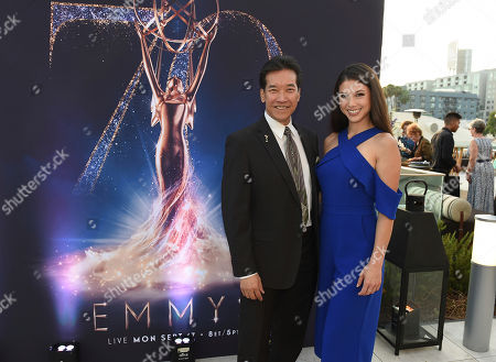 Peter Kwong, Laur Allen. Peter Kwong, left, and Laur Allen attend the Television Academy's 2018 Performers Peer Group Celebration of the 70th Emmy Awards at NeueHouse Hollywood, in Los Angeles