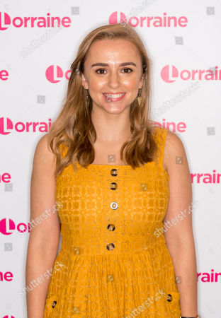 Editorial picture of 'Lorraine' TV show, London, UK - 21 Aug 2018