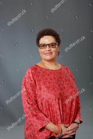 Stock Photo of Jackie Kay writer