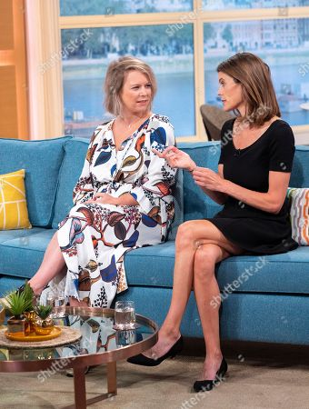 Editorial image of 'This Morning' TV show, London, UK - 21 Aug 2018