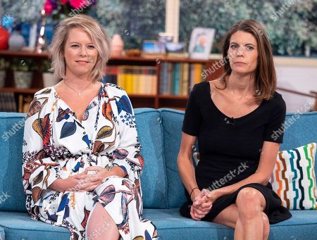 Editorial photo of 'This Morning' TV show, London, UK - 21 Aug 2018