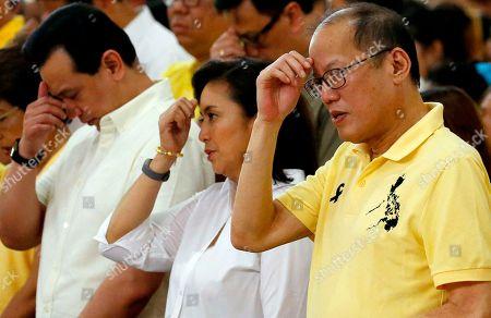 Editorial image of Assassination Anniversary, Quezon, Philippines - 21 Aug 2018