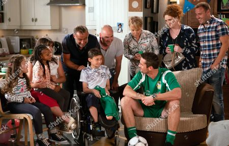 Editorial image of 'Coronation Street' TV Series - 2018