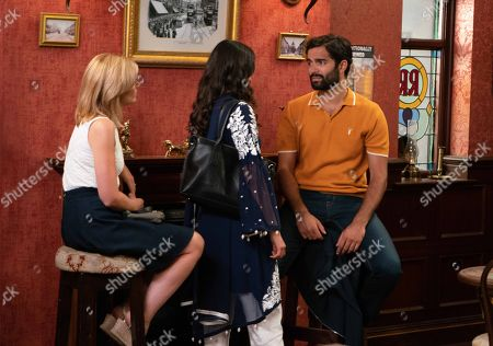 Editorial image of 'Coronation Street' TV Series - 2018