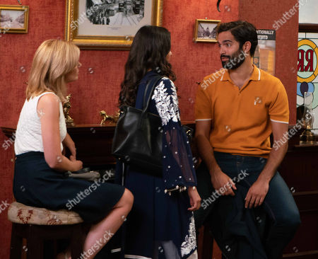 Editorial photo of 'Coronation Street' TV Series - 2018