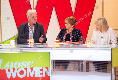 Matthew Kelly, Anne Diamond and Linda Robson