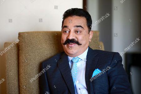 Stock Picture of Kamal Haasan