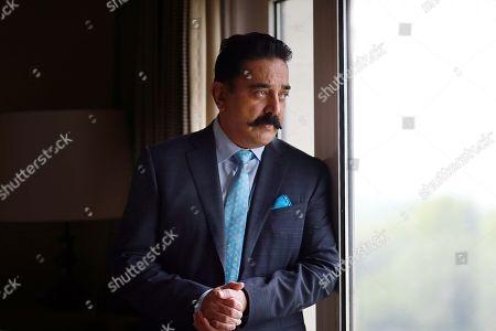 Stock Image of Kamal Haasan