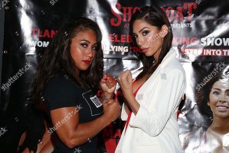 Nicole Alexander and Farrah Abraham