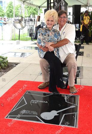 Brenda Lee and husband Ronnie Shacklett