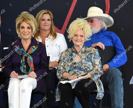 Jeannie Seely, Trisha Yearwood and Brenda Lee