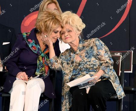 Jeannie Seely and Brenda Lee