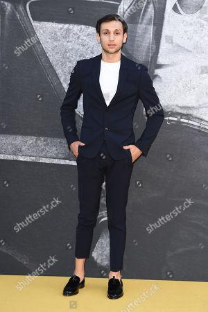 Editorial photo of 'Yardie' film premiere, London, UK - 21 Aug 2018