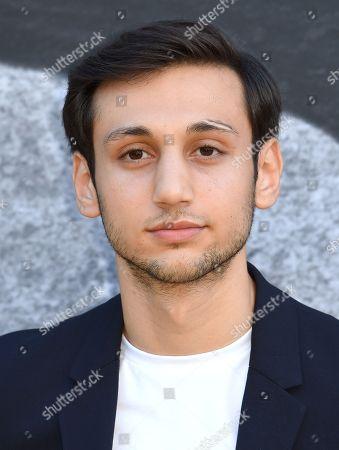 Stock Image of Adnan Mustafa