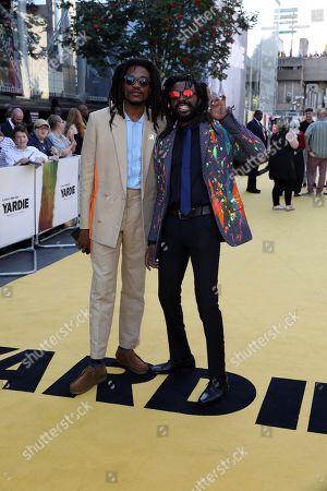 Editorial photo of Britain Yardie Premiere, London, United Kingdom - 21 Aug 2018