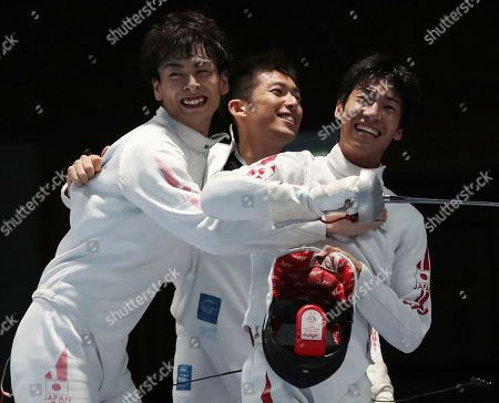 Editorial photo of Asian Games Fencing, Jakarta, Indonesia - 22 Aug 2018