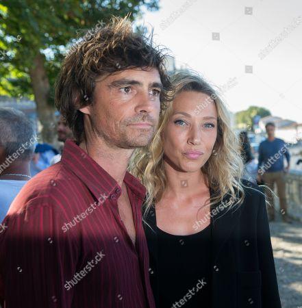 Laura Smet and Nicolas Herman