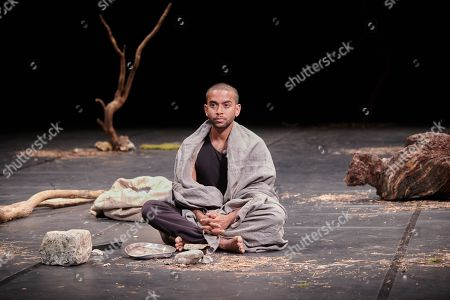 Editorial photo of 'The Prisoner' play, Edinburgh International Festival, Scotland, UK - 21 Aug 2018