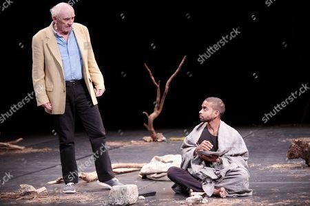 Editorial picture of 'The Prisoner' play, Edinburgh International Festival, Scotland, UK - 21 Aug 2018