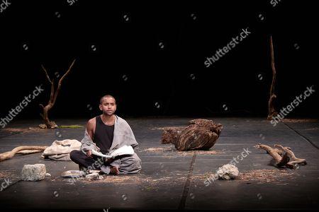 Editorial image of 'The Prisoner' play, Edinburgh International Festival, Scotland, UK - 21 Aug 2018