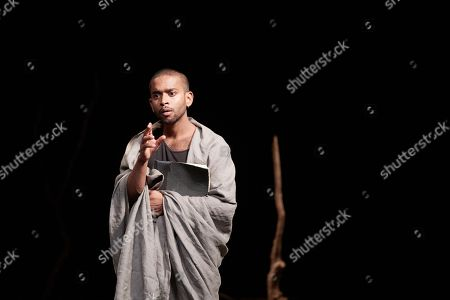 Stock Photo of The Prisoner - Hiran Abeysekera, Omar Silva, Kalieaswari Srinivasan, Donald Sumpter, Herve Goffings