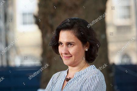 Kamila Shamsie, British-Pakistani novelist