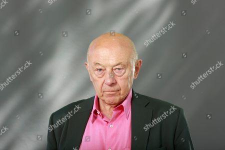 Stock Picture of John Tusa
