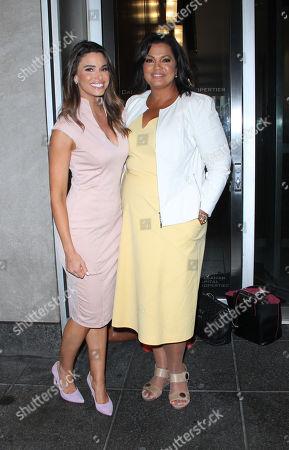 Jennifer Lahmers and Sukanya Krishnan