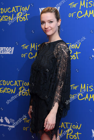 Editorial picture of 'The Miseducation of Cameron Post' Gala film screening, London, UK - 22 Aug 2018