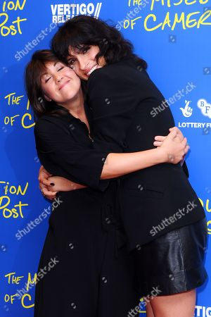 Cecilia Frugiuele and Desiree Akhavan