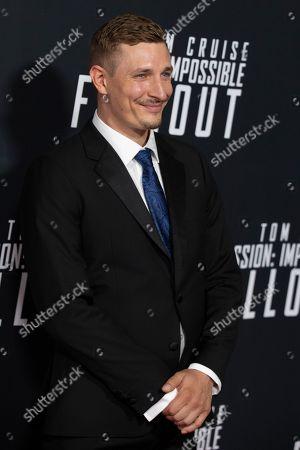 Actor Frederick Schmidt
