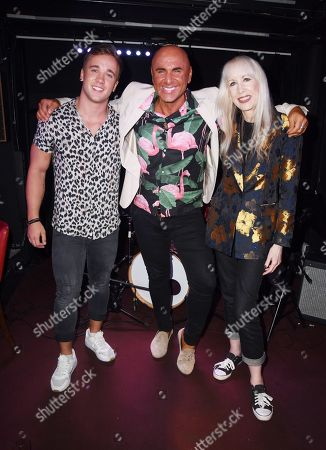 Simon Gross, Sam Callahan, Judi James