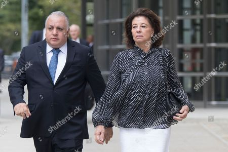 Neusa Marin, Paulo Peixoto. Neusa Marin, wife of Jose Maria Marin, leaves Brooklyn federal court with attorney Paulo Peixoto, in New York. Jose Maria Marin, the former South American soccer official, has been sentenced to four years in prison for his conviction on corruption charges in the sprawling FIFA bribery scandal