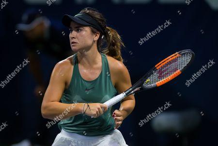 Editorial image of US Open Tennis Championship, New York, USA  - 22 Aug 2018