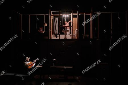 Home performed by Sophie Bortolussi, Josh Crouch, Jennifer Kidwell, Justin Rose, Geoff Sobelle, Ching Valdes-Aran, Elvis Perkins