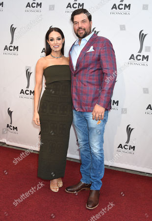 Editorial picture of 12th Annual ACM Honors, Arrivals, Nashville, USA - 22 Aug 2018