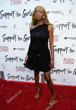 "Editorial photo of LA Premiere of ""Support the Girls"", Los Angeles, USA - 22 Aug 2018"