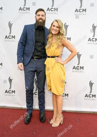 Jordan Davis and Kristen O'Connor